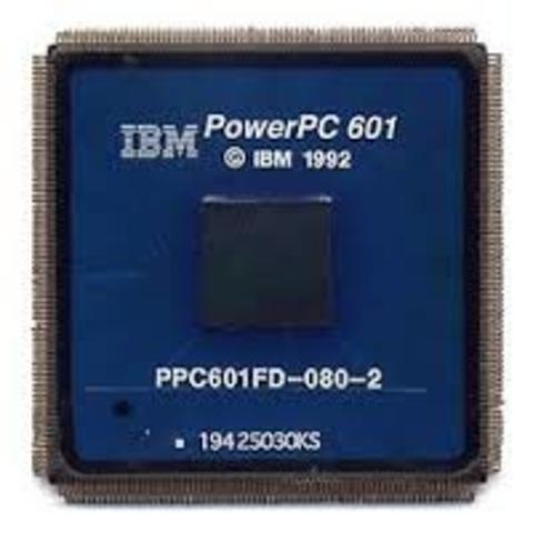 Microprocesador POWERPC 601