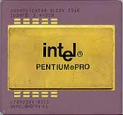 Microprocesador  Pentium PRO