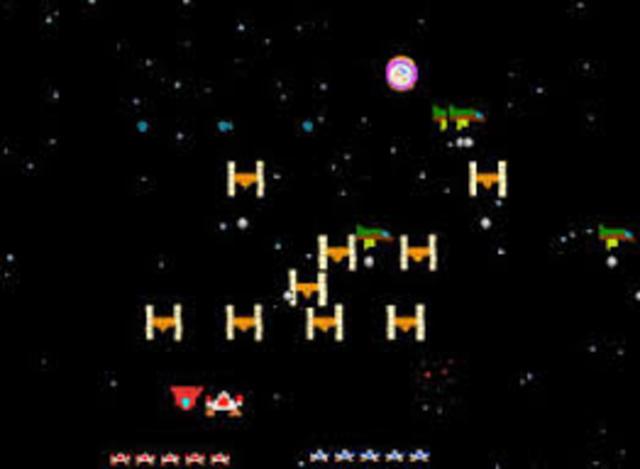 """Segunda Generación """"SpaceWars"""""""