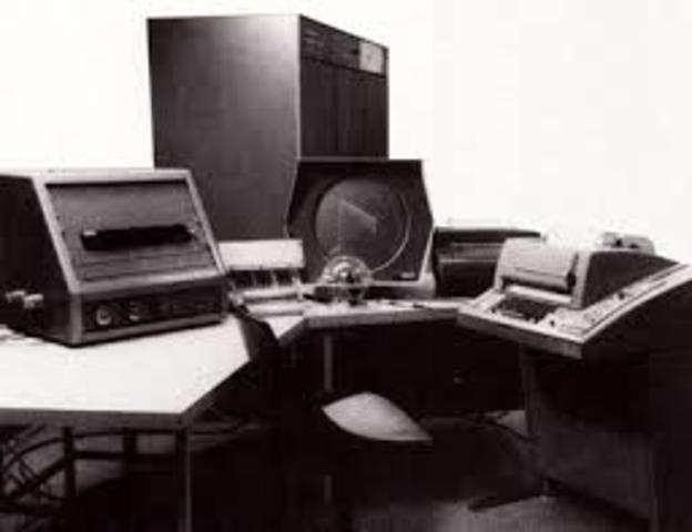 "Segunda Generación "" PDP-1"""