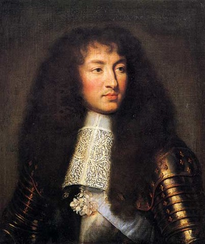 Louis XIV crowned and consecrated at Rheims.