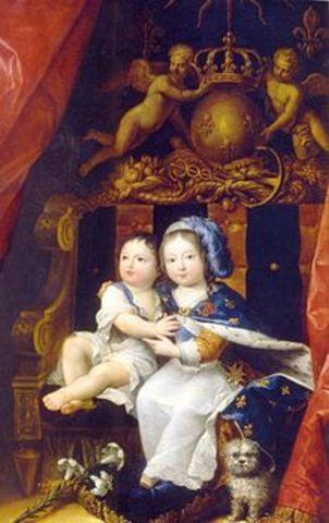 Birth of Philippe