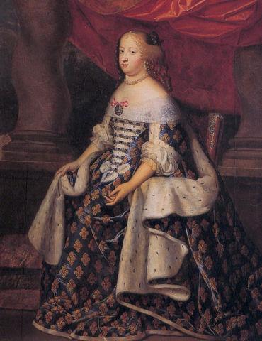 Death of Louis' wife Maria Teresa.
