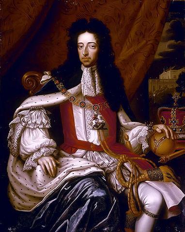 Dutch prince William of Orange become king of England.