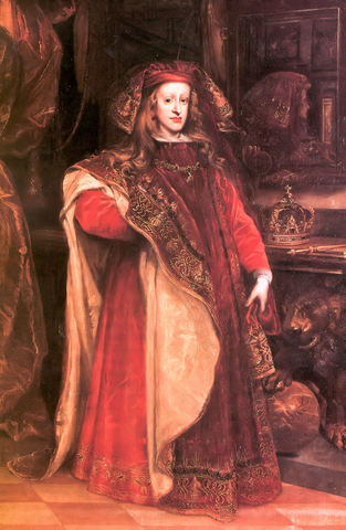 Death of Carlos II