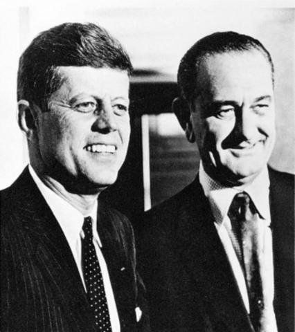 President John Fitzgerald  Kennedy