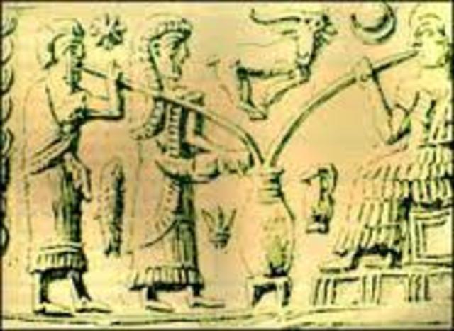 6000a.C. En Sumeria y Babilonia elaboraban cerveza.