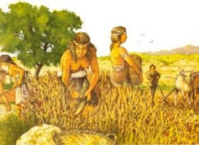 (4000 A.C.) Asentamientos de las civilizaciones y surge la escritura