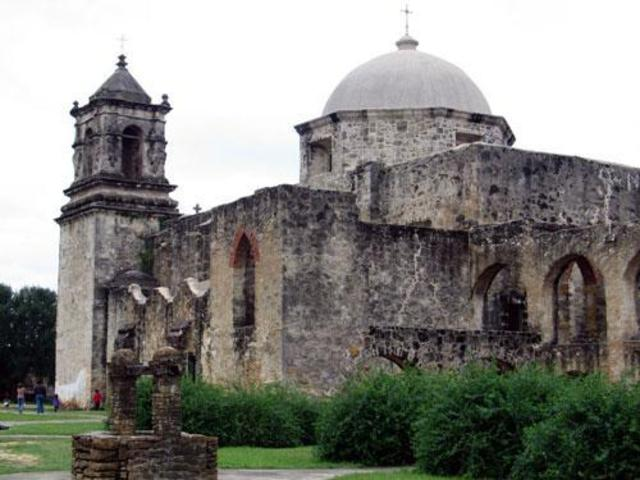 mission san jose is completed