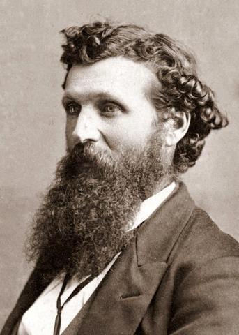 John Muir (April 21, 1838)