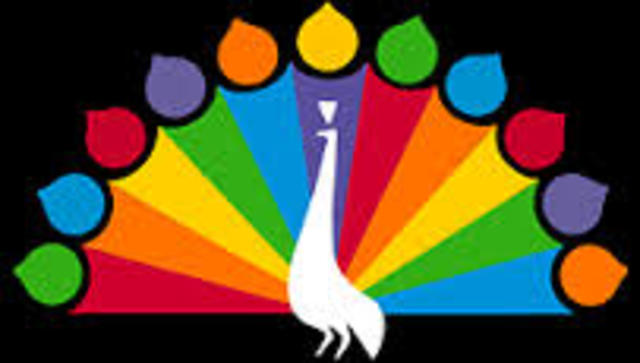 """The """"NBC Peacock"""" logo (symbol of compatible """"Living Color"""") debuts in July"""