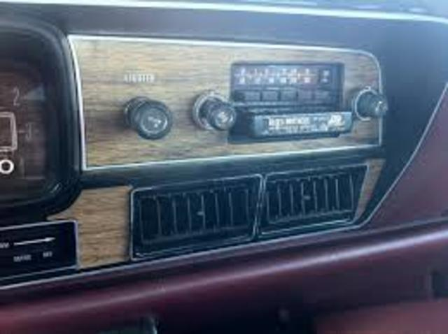 The 8-track stereo tape cartridge is developed for automobile use by Lear