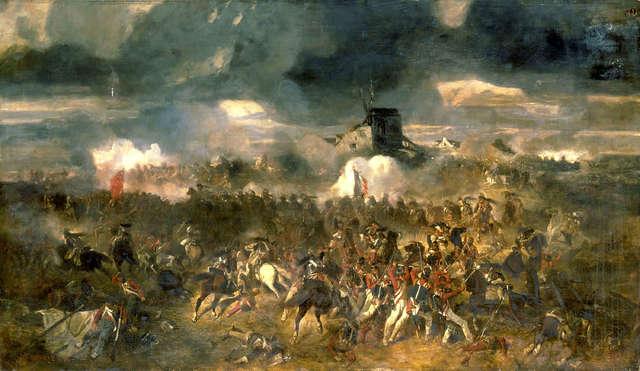 Napolean @ Waterloo