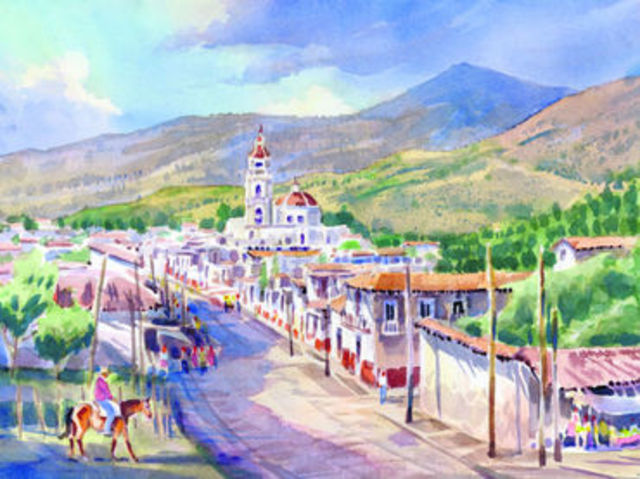 Nace la ciudad de Tequila, Estado de Jalisco