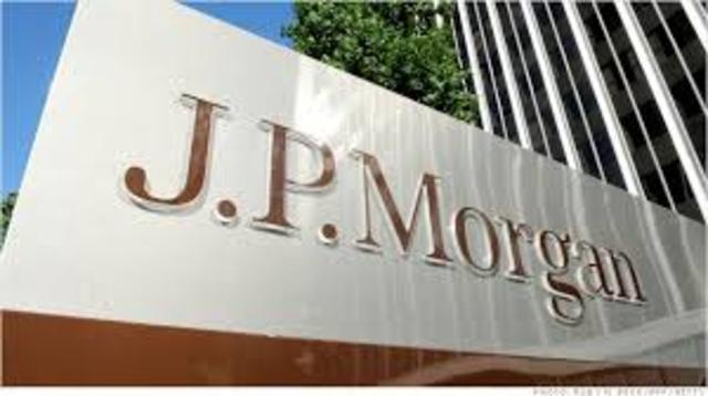 J.P. Morgan loans $65 million in gold to federal government