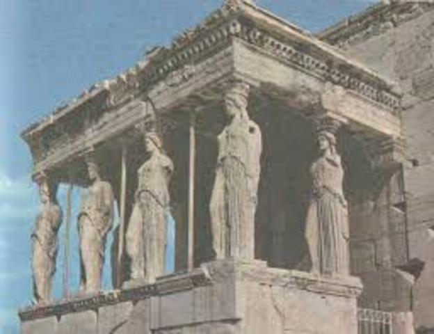 700 a. de J.C. INGENIERIA GRIEGA