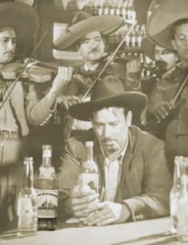 El cine mexicano y la difusión del Tequila