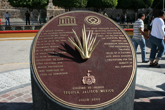 El municipio de Tequila, Patrimonio de la humanidad