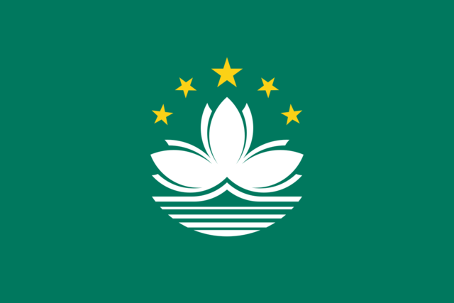 Macau Returned to China