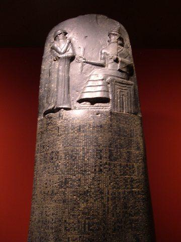 Hammurabi (1800 a.c)