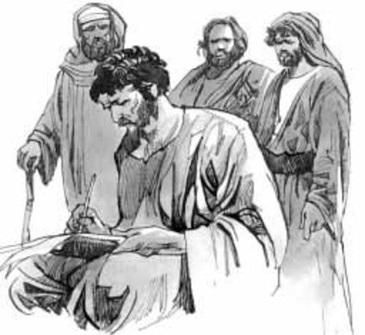 Hebreos (1491 a.c)