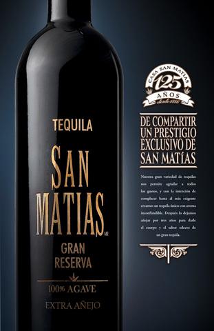 Tequila San Matias