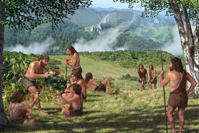 Las Tribus 3000 a.c