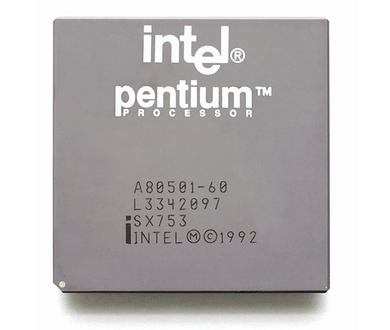 Intel lanza su línea de procesadores Pentium