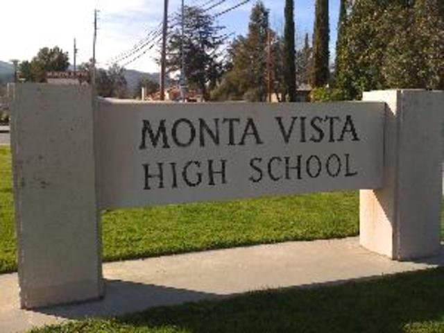 My Cousin Switches Schools: Canada to Monta Vista High