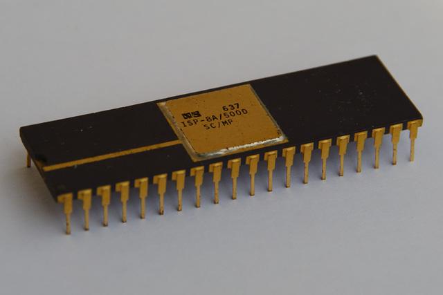 Procesador SC/MP