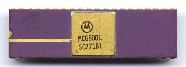 Procesador Motorola 6800