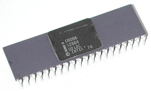 microprocesador Intel 8086