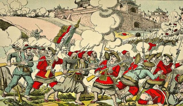 Taping Rebellion
