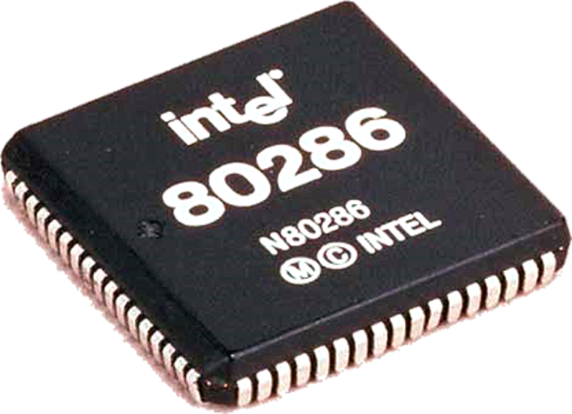 Procesador Intel 80286
