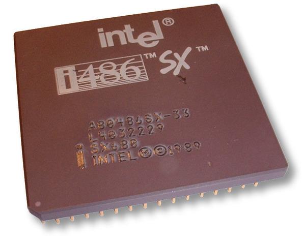 Procesadro Intel 80486