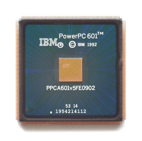 Procesador PowePC 601