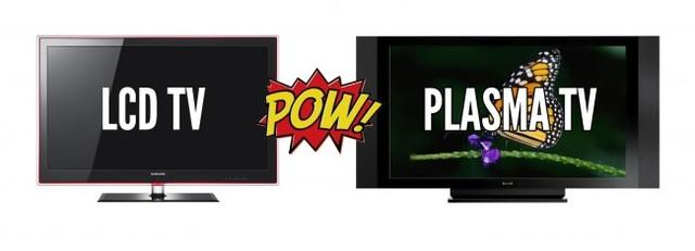Plasma and LCD
