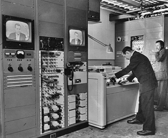 The Invention of the Video Recorder