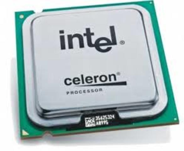 Intel celerom