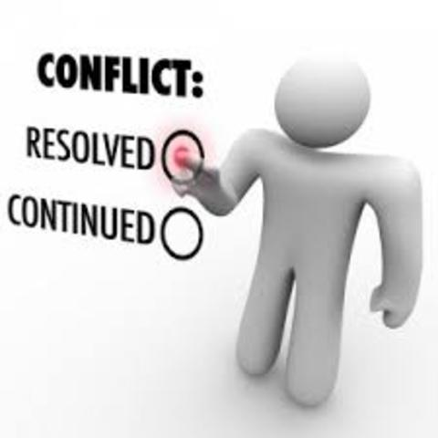 Conflict with Peers/Parents