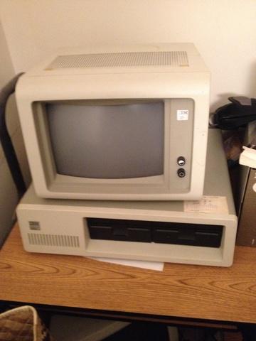 IBM Releases the IBM PC
