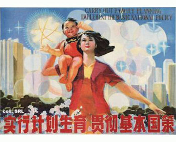 One Child Policy Instituted