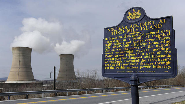 The Three Mile Island Nuclear Explosions