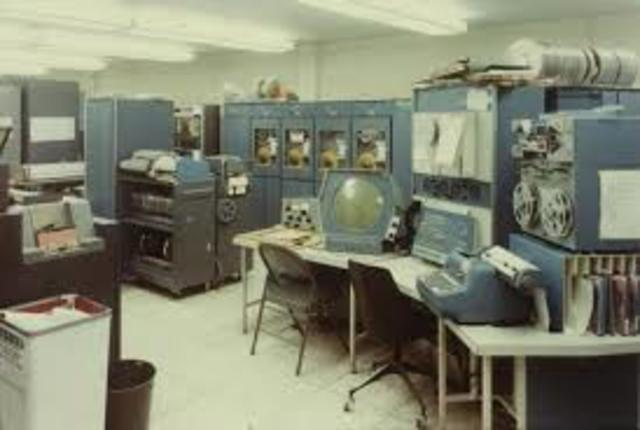 PDP-1 Was Invented
