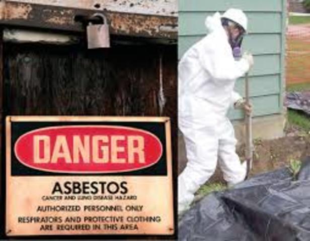 Libby, Montana Abestos Contamination