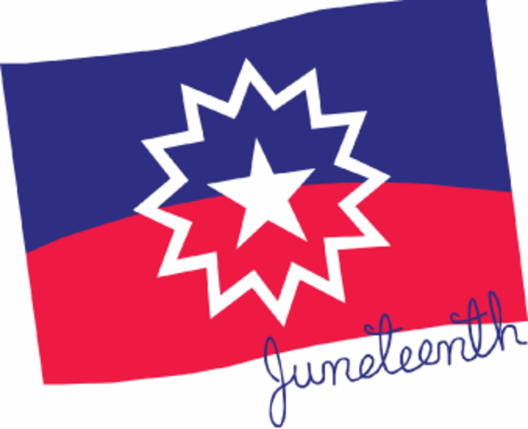 •June 19 - Gen. Gordon Granger arrives at Galveston to announce that slavery has been abolished, an event commemorated today by the festival known as Juneteenth