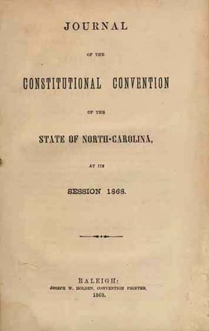 The constitutional convention approves an oridance to nullify the actions of the seccession convention