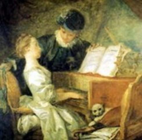Instrumentos Romanticismo