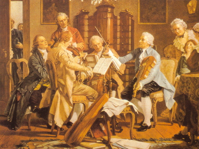 Música de Cámara y Orquesta Romanticismo