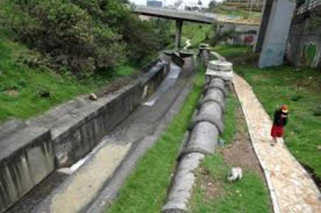 La ciudad contaba con 14.448 instalaciones de servicio domiciliario , con el funcionamiento del Acueducto nuevo.